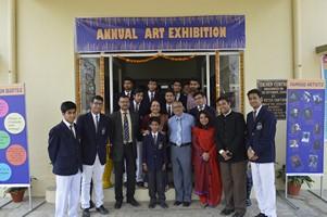 Art & Craft Exhibition 2015