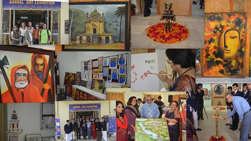 Art & Craft Exhibit