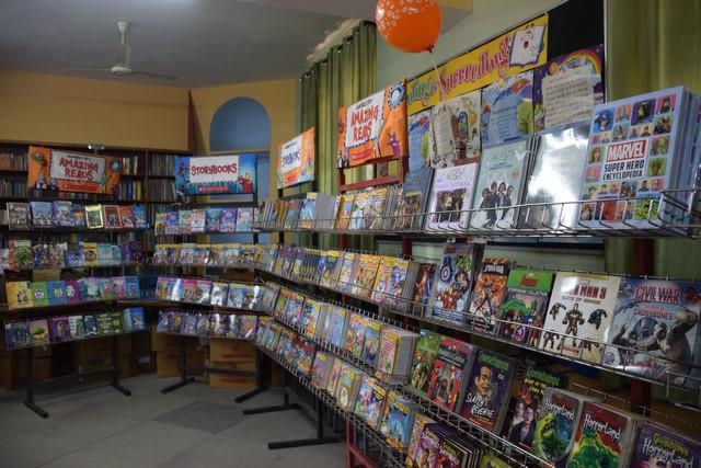 Scholastic Book Exhibition