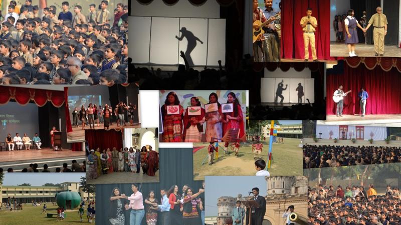 Children's Day Collage