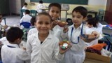 Junior School Diya Making