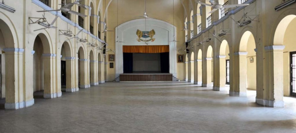 Spence Hall